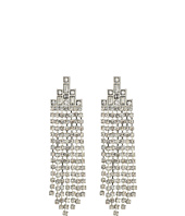 Rebecca Minkoff - Baguette Stone Fringe Earrings