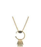 Rebecca Minkoff - Peyton Deco Pendant Necklace