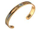 Charity By Design Men's Meditating Eye Cuff Bracelet