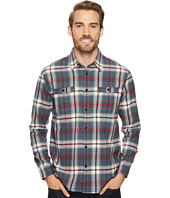 Quiksilver Waterman - Raleigh Long Sleeve Flannel Shirt