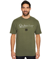 Quiksilver Waterman - Gut Check Short Sleeve Tee