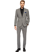 Nick Graham Suiting - Grey Window Suit