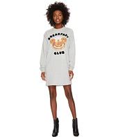 Jeremy Scott - Breakfast Club Sweatshirt Dress