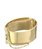 Rebecca Minkoff - Handcuff with Chain Bracelet