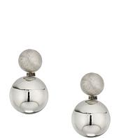 Rebecca Minkoff - Mini Double Sphere Stud Earrings