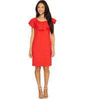 Tahari by ASL - Ruffle Sheath Dress