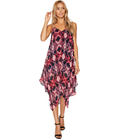 ROMEO & JULIET COUTURE - Tie-Dye Midi Dress