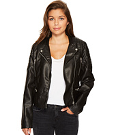 Members Only - Quilted Moto Jacket