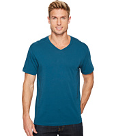 Agave Denim - Agave Supima Vee Neck Short Sleeve Tee