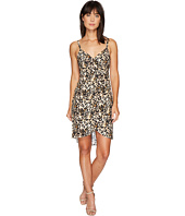 Nicole Miller - Leo Silk Wrap Dress