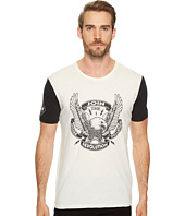 Lucky Brand - Noise Pollution Graphic Tee
