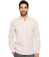 Kenneth Cole Sportswear - Long Sleeve Solid Stretch Utlity