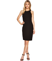 Calvin Klein - Chain Detail Neck Sheath Dress CD7C11CH