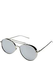 PERVERSE Sunglasses - Solid Platinum