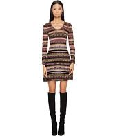 M Missoni - Floral Lurex Jacquard Dress