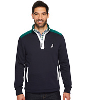 Nautica - Long Sleeve 1/2 Zip Sweater