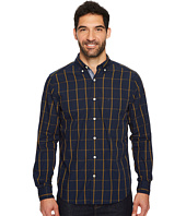 Nautica - Long Sleeve Windowpane Plaid Shirt