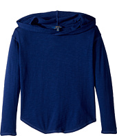 Polo Ralph Lauren Kids - Cotton Hooded Pullover (Little Kids/Big Kids)