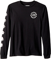 Vans Kids - Snoopy's Brothers Long Sleeve Tee (Big Kids)