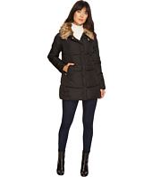 U.S. POLO ASSN. - Faux Fur Collar Parka