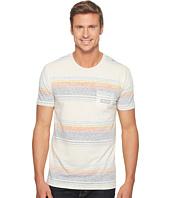VISSLA - Bartlett Reverse Printed Short Sleeve Pocket Knit T-Shirt