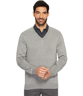 Perry Ellis - Classic Solid V-Neck Sweater