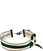 Steve Madden - Ribbon Star Choker Necklace