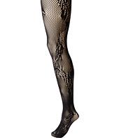 Natori - Feather Lace Net Tights