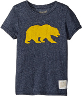 The Original Retro Brand Kids - Cal Bear Mocktwist Tee (Little Kids/Big Kids)
