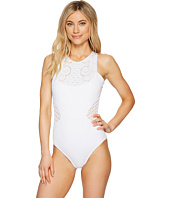 JETS by Jessika Allen - Inspired High Neck One-Piece