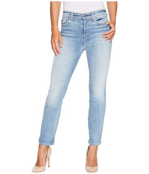 7 For All Mankind Edie in Vintage Azure