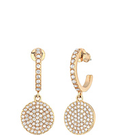 Kate Spade New York - Shine On Pave Drop Earrings