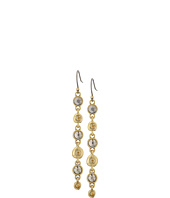 Lucky Brand - Pave Long Linear Earrings