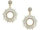 Solar Statement Earrings