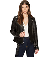 7 For All Mankind - Rib Moto Jacket