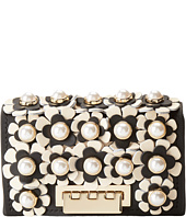 ZAC Zac Posen - Earthette Card Case - Floral Applique