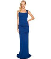 Adrianna Papell - Sleeveless Ruched Lola Jersey Gown