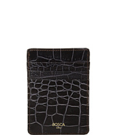 Bosca - Vintage Croco - Front Pocket Wallet