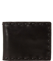 John Varvatos Star U.S.A. - Leather Pick-Stitch Bifold Wallet