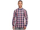 Long Sleeve Linen Slub Buffalo Shirt