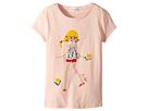 Antilla Short Sleeve T-Shirt w/ Rykiel Girl Design on Front (Toddler/Little Kids/Big Kids)