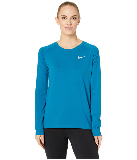 Breathe Long Sleeve Running Top