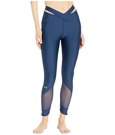 UA HeatGear® Fashion Ankle Crop