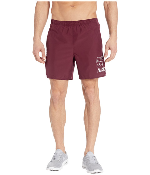 "Challenger Shorts 7"" BF Graphics"