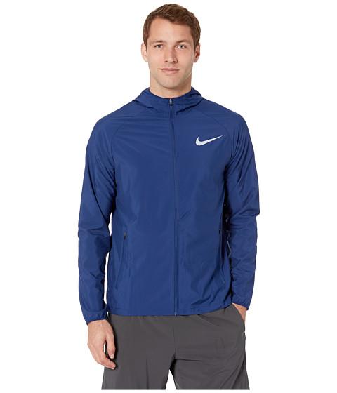Essential Hooded Running Jacket