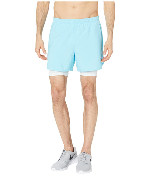 """Challenger Shorts 5"""" 2-in-1"""